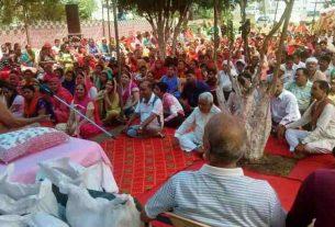 वैष्णों देवी यात्रा में संतों के प्रवचन का भी श्रद्धालुओं को मिल रहा लाभ