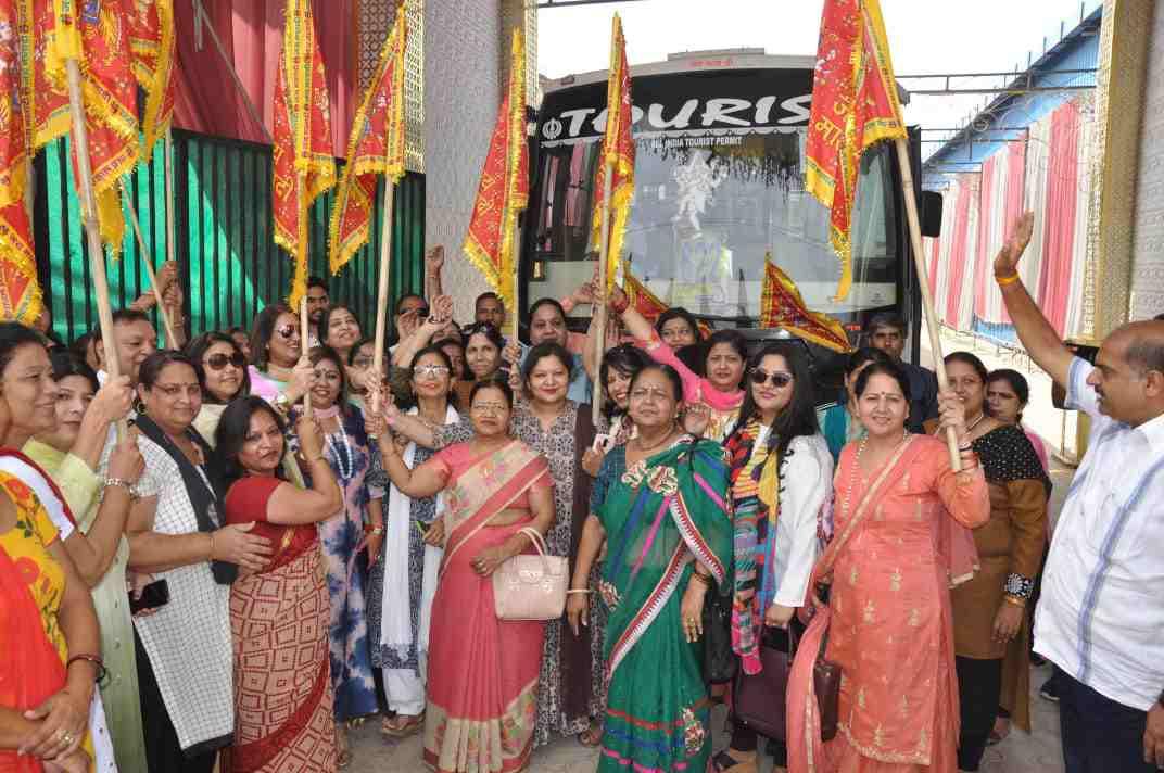 राजनेता ने कराए 32 हजार श्रद्धालुओं को माता वैष्णों देवी के दर्शन