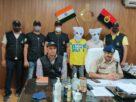 मोटरसाईकिल पर सवार होकर चेन छीनने की वारदातों को अंजाम देने में सक्रिय 02 आरोपियों को गुरुग्राम की पुलिस टीम ने किया काबू।